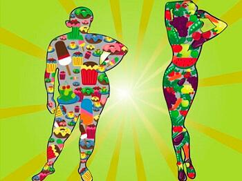 Как успешно сбросить вес - низко-гликемическая диета