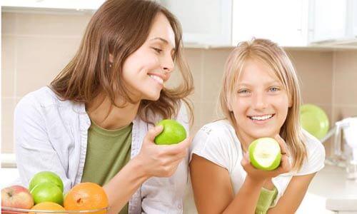 Яблоки и здоровье