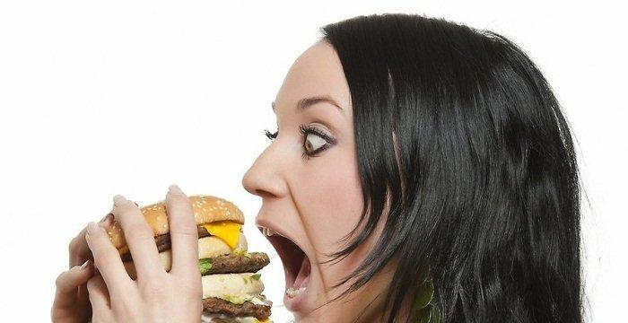 Никогда не делайте покупки на голодный желудок