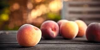 Персики для калия